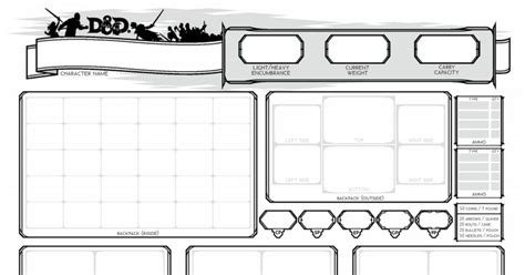 printable d d dice inventory tracker v2 pdf d d character sheets