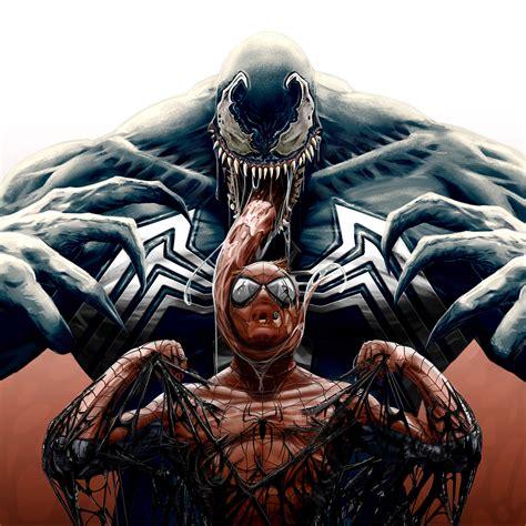 venom  spider man artwork  wallpapers hd wallpapers