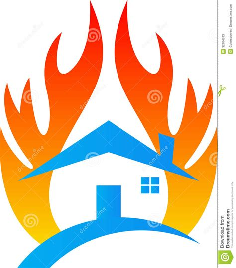 house fire insurance fire insurance clipart 8