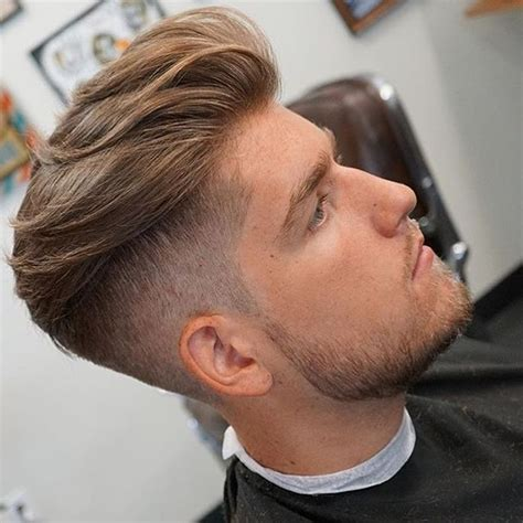 hairstyles 2017 uk mens hairstyles trendy fade haircuts for men 2016 2017