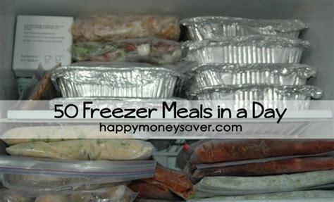 Freezer Untuk Frozen Food how to make 50 freezer meals in a day