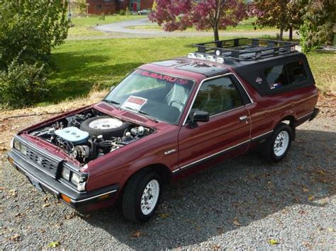 subaru brat turbo for sale subaru brat for sale savings from 2 607