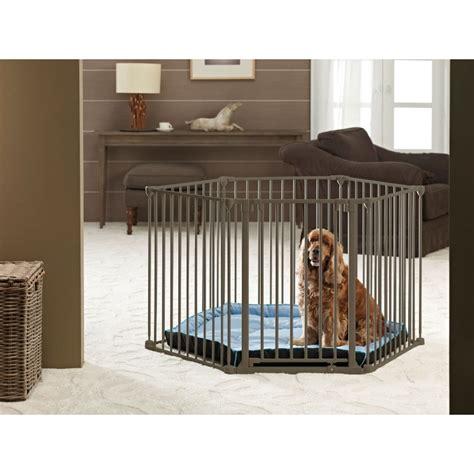 gabbie per cani da interno park de luxe recinto cani in metallo regolabile anche
