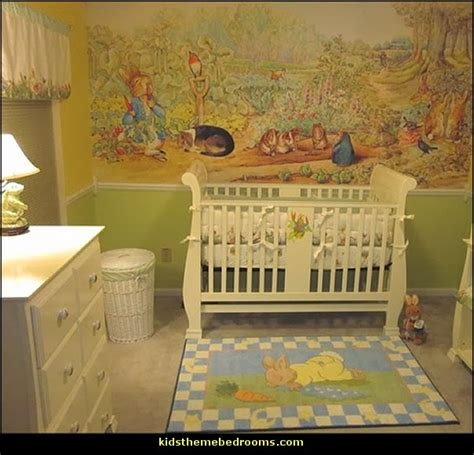 decorating theme bedrooms maries manor peter rabbit peter rabbit mural inspired spaces