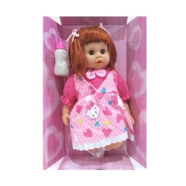 Istana Boneka Salmoneko 21 Inch jual koleksi boneka lucu imut kualitas terbaik