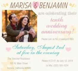 amazing ideas for celebrating your 10th wedding anniversary