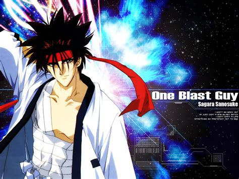 Manga And Anime Wallpapers: Samurai X Wallpaper HD