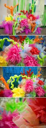 How To Make Coral Out Of Paper - amazing the sea decorations press print