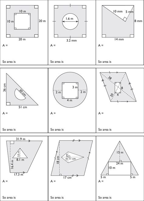 Area Compound Shapes Worksheet Answers by 1000 Ideas About Area And Perimeter Worksheets On
