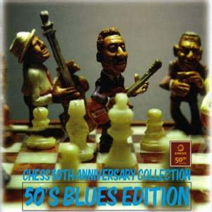 Cd Va Chess 50th Anniversary Edition 50 S Blues Edition チェス50年コレクション 50年代ブルース編 廃盤 cdjournal