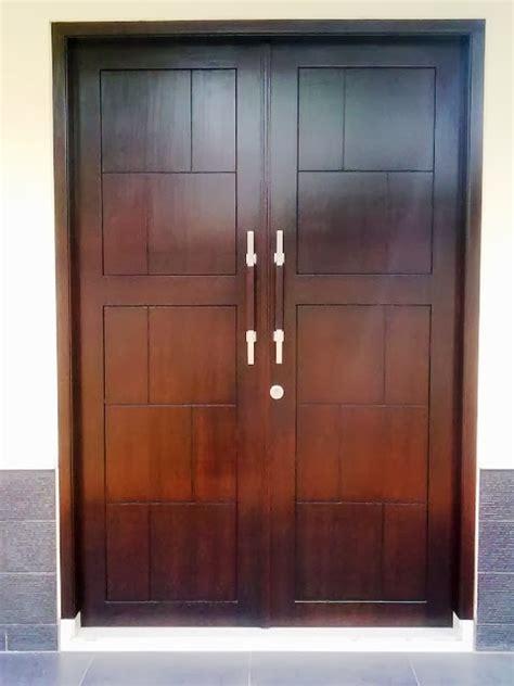 gambar model pintu minimalis modern terbaru  gambar