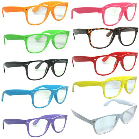 colorful glasses current eyeglasses trends