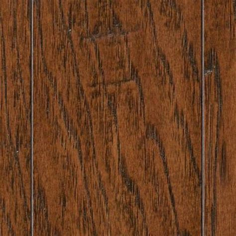 Distressed Engineered Wood Flooring Take Home Sle Scraped Distressed Mixed Width Archwood Hickory Engineered Hardwood