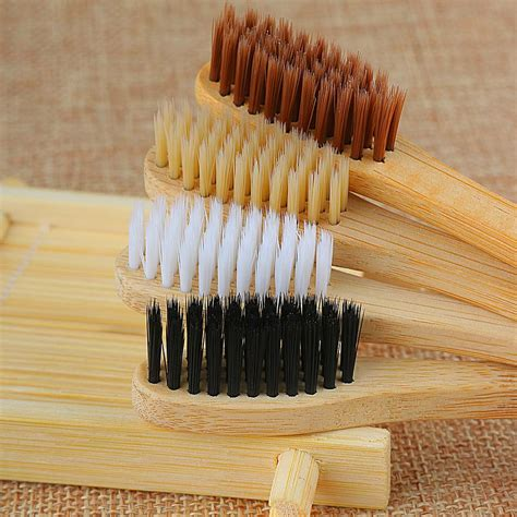 pc personal environmental bamboo charcoal toothbrush