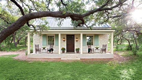 texas farmhouse plans charming texas farmhouse curb appeal southern living