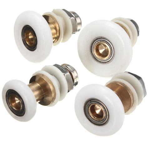 Glass Door Roller Replacement Replacement Brass Shower Door Roller Runner Glass Door Wheel Pulley Ebay