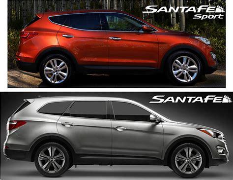 2007 Hyundai Santa Fe Towing Capacity by Hyundai Santa Fe Sport Towing Capacity 2014 Autos Post