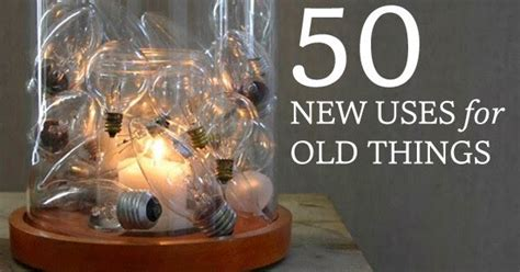 20 mind blowing diy new uses for old things the art in life 50 mind blowing new uses for old things handy diy