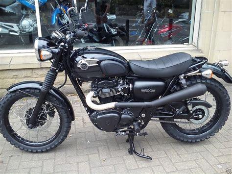 Exhaust System Kawasaki W800 Kawasaki W800 W650 Scrambler Exhaust System Motorcycle