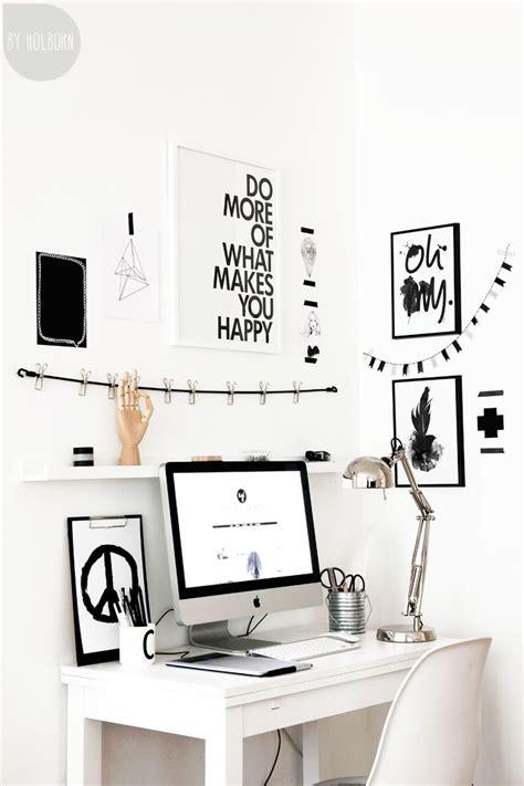 black and white home office decorating ideas ein katalog unendlich vieler ideen