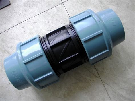 Taiwan Coupler Pp 20 pe compression fitting 雄宇事業有限公司 specializing in the