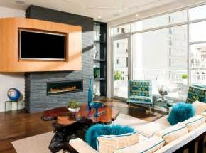 small living room decorating ideas with fireplace and tv