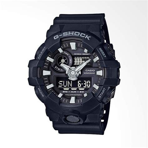 Jam Tangan Gshock 700 jual fbo casio g shock jam tangan pria black ga 700