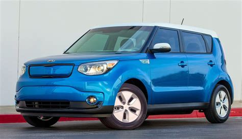 Recall Kia Recall 2015 Kia Soul Ev Has Pedal Problems