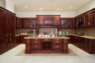 Images Of Kitchens With Granite Countertops - 40 exquisite and luxury kitchen designs image gallery