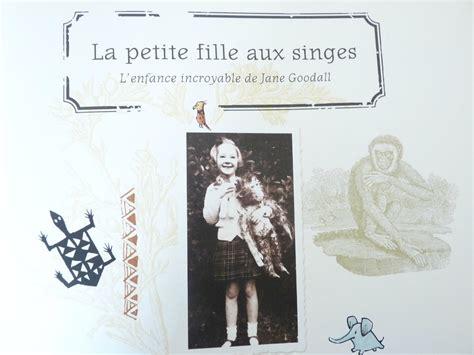 la petite fille aux la petite fille aux singes parolimage