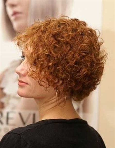short bob haircut with wavy perm short curly perms the best short hairstyles for women 2016