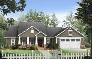 One Story Craftsman Style House Plans by Craftsman Style House Plans 1901 Square Foot Home 1