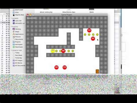 design games with java ballie s adventure simple java game youtube
