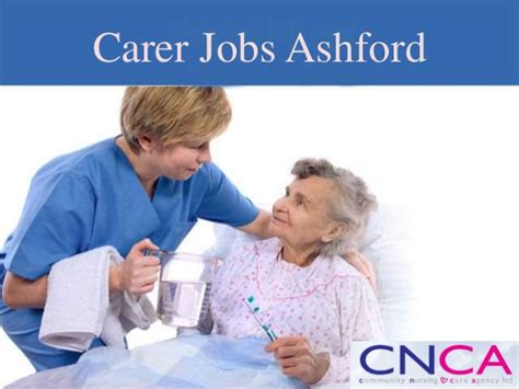 ppt templates for nursing home care assistant carer jobs in ashford