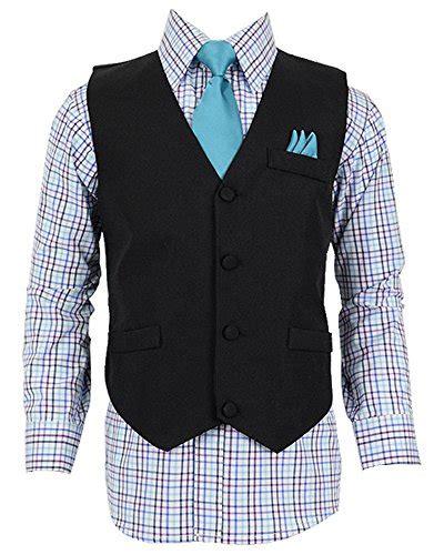 Flat Bowtie Abu Laris vittorino boys 4 suit set with vest shirt tie and hankerchief buy in uae