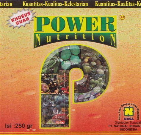 Power Nutrition Nasa Khusus Tanaman Buah Agen Nasa Jakarta Barat power nutrition pupuk organik khusus pembuahan agen resmi produk nasa