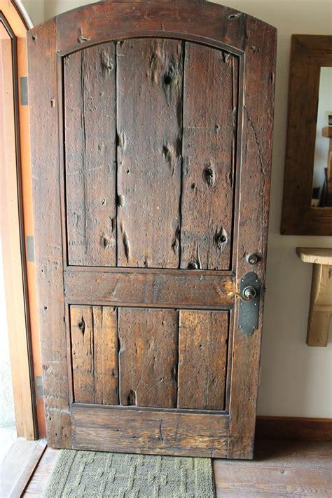 european farmhouse charm  garage door makeover