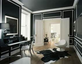 Interior Design Black Walls by Black Walls Without Transformations