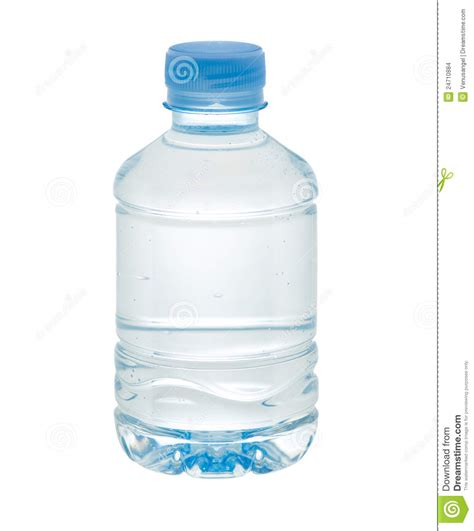 small drinking water bottle stock images image 24710884