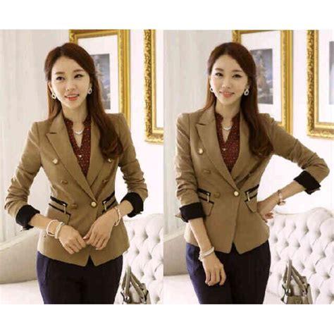 Blazer Wanita Terbaru Model Blazer Terbaru Wanita