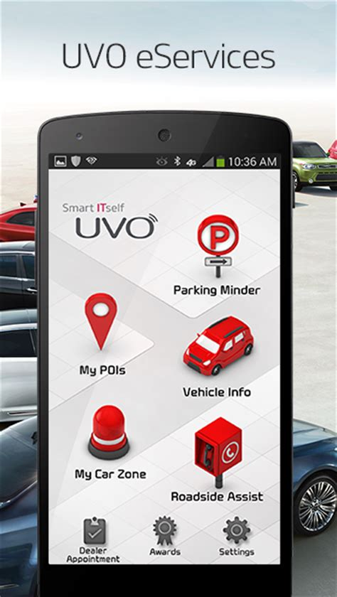 Kia Uvo Eservices Uvo Eservices Android Apps On Play