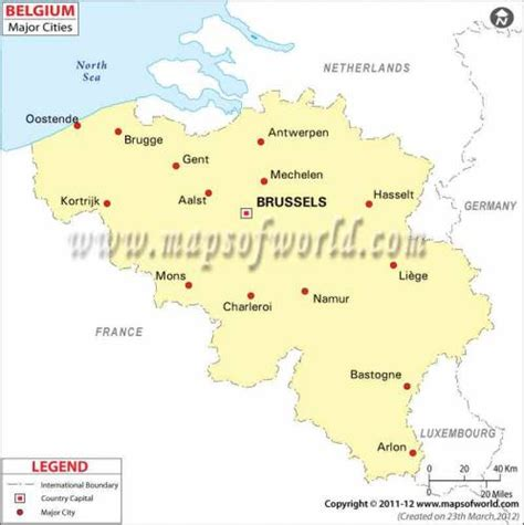 map of belgium with cities belgium map map travel holidaymapq