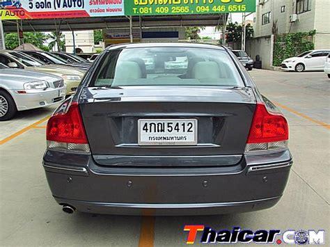 airbag deployment 2004 volvo s60 parking system volvo s60 โฉมป 01 04 ม อสอง thaicar com