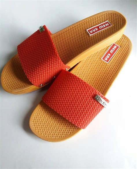 Sandal Selop Karet Luofu Lf2177 4 warna sandal wanita new era selop karet elevenia