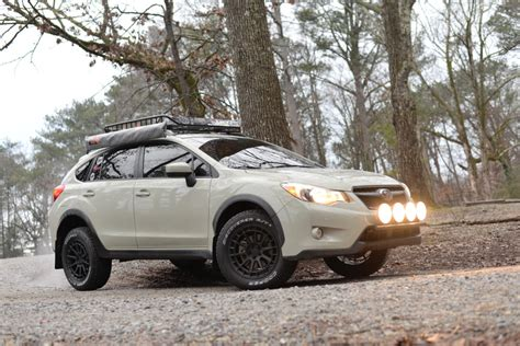 subaru crosstrek lifted image gallery 2016 vinyl crosstrek