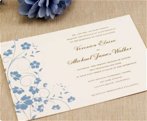 Wedding Announcement Protocol by Wedding Invitation Etiquette All Things For All