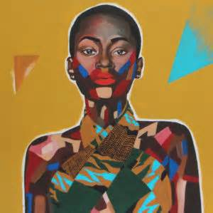 super selected black african artists abstract faaces 20 15 pictures paintings art fabiola jean louis rewrites history superselected