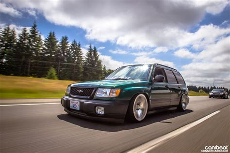 forester subaru slammed forester wagon slammed cl robbie forester1 cars wagons
