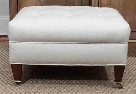 small ottomans for sale small vintage ottoman for sale at 1stdibs