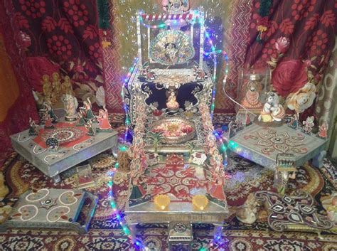 janmashtami decorations at home janmashtami decoration ideas pooja room designs
